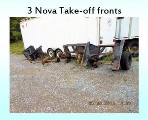 3 nova take offs