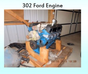 302 ford engine 1