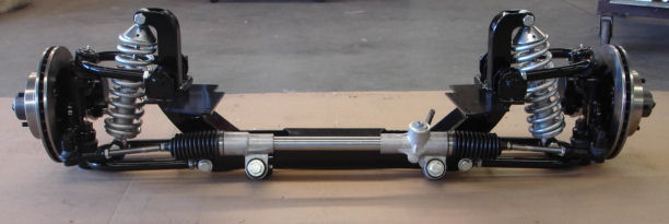 Independent Front Suspension Street Rod Martz Chassis
