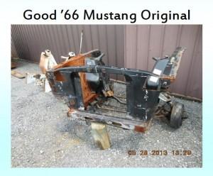 66 mustang original