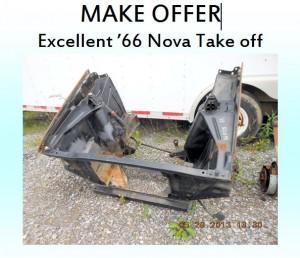 66 nova take off