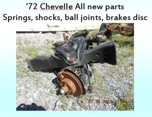 72 chevelle