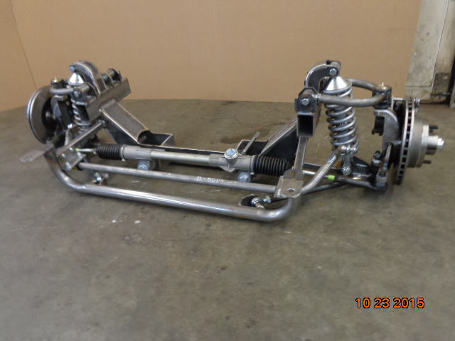 Chrysler A & B Body Suspension System | Martz Chassis
