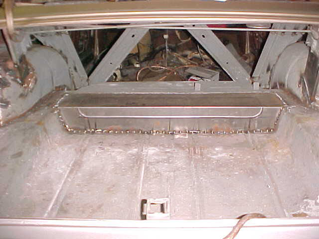1962 67 Nova Rear Suspension Installation Martz Chassis