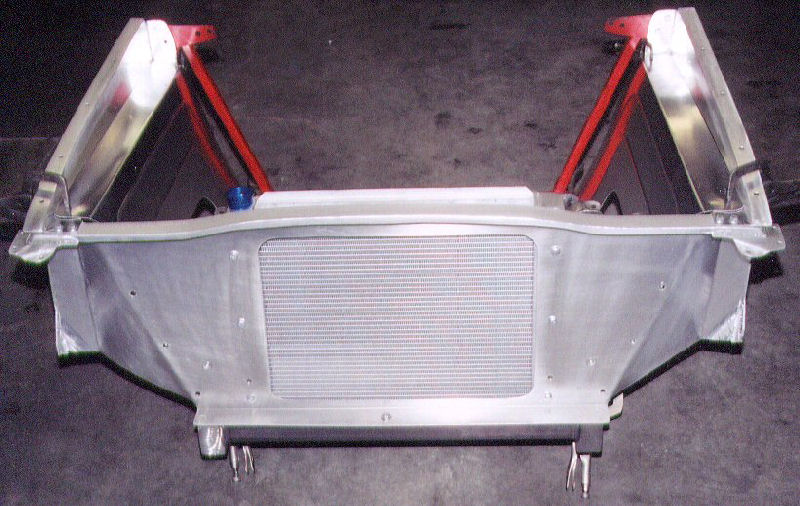 Nova Suspension Systems   Martz Chassis